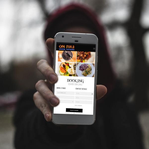On Fire Broadbeach Greek Taverna Online Booking
