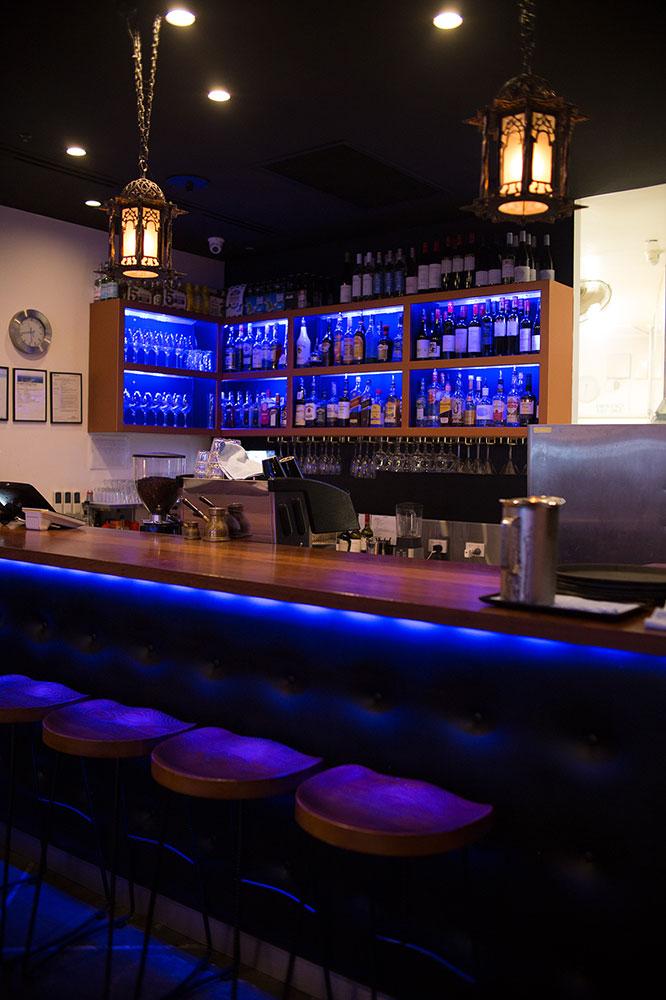On Fire Broadbeach Greek Taverna Bar