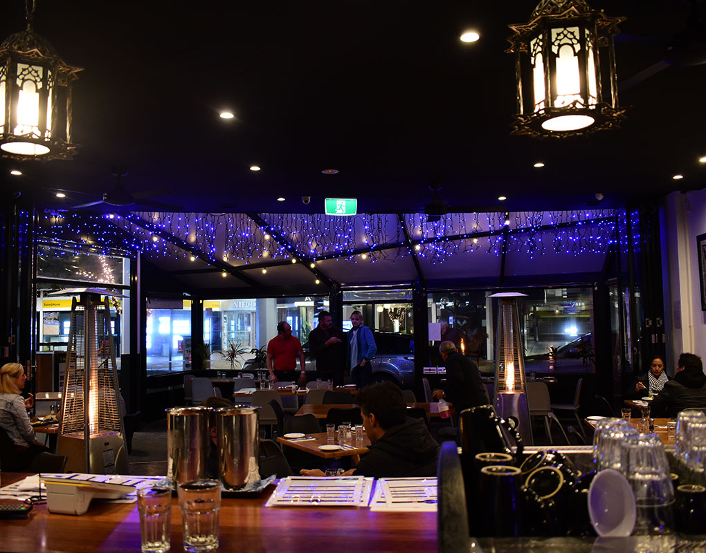 On Fire Broadbeach Greek Taverna Venue Hire